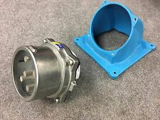 MELTRIC Pin and Sleeve Inlet DS200A 37-28167 with 45° Mount Base
