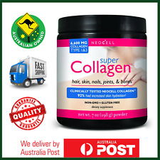 NEOCELL Super Collagen +C 6000mg Type 1 & 3, 250 TABLETS - BEST VALUE IN AUS