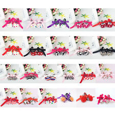 Cute Newborn Infant Baby Girls Bowknot Shoes Soft Sole Crib Anti-slip Prewalkers