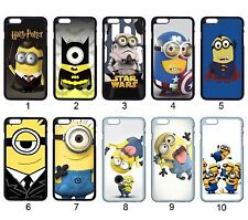 Despicable Me Star Wars Minions Hero For Apple iPhone iPod & Samsung Galaxy Case
