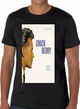 Chuck Berry King of Rock n Roll t shirt Legend Johnnie B. Goode