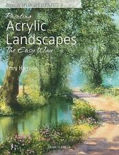 Brush with Acrylics: Painting Acrylic Landscapes the Easy Way 2 by Terry...