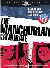 The Manchurian Candidate (DVD, 1962) Special Edition -BRAND NEW