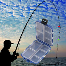 Double Side Waterproof Pocket Fly Fishing Box Slid Foam Insert 170 Flies Hot YK
