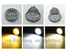 High Quality 4W/5W/7W MR16/GU10/GU5.3/E27 Aluminum SMD Led Light Spot Bulb Lamps