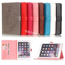 For Apple ipad/Sumsung Series PU Leather Tablet Stand Flip Case Protection Cover