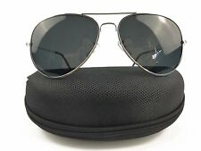 Polarized Retro Vintage Alloy Aviator Fashion Pilot Sunglasses Eyewear Unisex