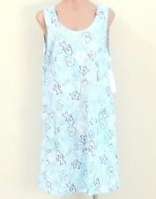 NEW 100% Cotton Sleeveless Sun Dress/Beach Cover Up w/2 Pockets - Plus Size 3X