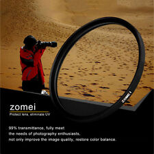 Zomei 40.5/49/52/55/58/62/67/72/77/82mm Camera MCUV Filter Protecting Lens SM