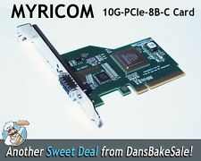 Myricom 10G-PCIe-8B-C Ethernet Card - From MacPro FCP