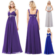Long Maternity Dress Evening Formal Party Ball Gown Prom Bridesmaid Maxi Dresses
