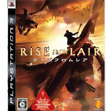 RISE FROM LAIR / USED / PS3 / Japan Import
