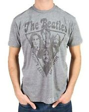 The Beatles T-Shirt Dont Let Me Down Junk Food rock Distressed L XL NWT
