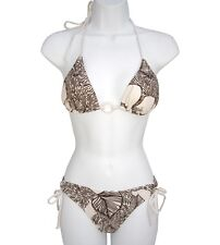 Roxy Hawaiian Baia Bikini in White