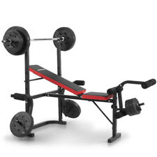 Home Gym Bench Press Multi Gym with Weights