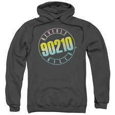 "Beverly Hills 90210 ""Color Blend Logo"" Hoodie, Crewneck, Long Sleeve"