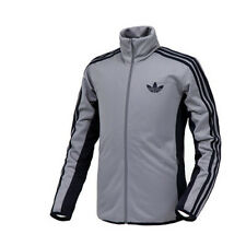 adidas Originals Street Diver TT Men Jacket Grey/Navy Contrast Z38424 Firebird