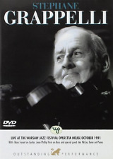 Stephane Grappelli - Live At The Warsaw Jazz Festival [DVD], Good DVD, ,