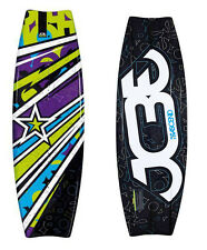 "Jobe Ascend 6"" Wakeboard Unisex Jr.Wakeboard Board Motorboat Jetski Boat Cable"