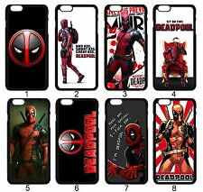 Custom Superhero Deadpool Ass Case Cover For Apple iPhone iPod & Samsung Galaxy
