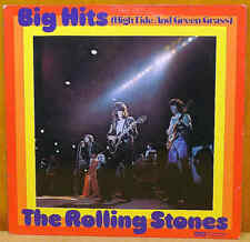 ROLLING STONES, THE Big Hits (High Tide And Green Grass) LP Decca Stereo D 1969