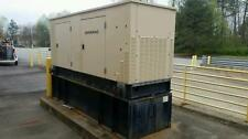 156 KVA Generac Generator 263 HRS 277/480V 3PH 1800RPM Denso w/ Transfer Switch
