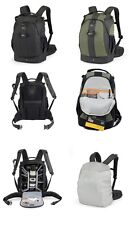 Lowepro Flipside 400 AW Pro DSLR Camera Photo Bag Backpack Weather Cover