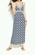 INC International Concepts Sleeveless Printed Maxi Dress Size Large