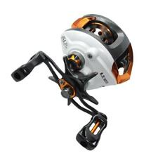 Baitcasting Fishing Reel 12+1 BB 6.3:1 Right / Right Handed Magnetic Lure Tackle