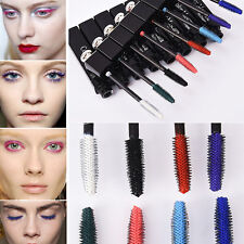 Makeup Tools Lengthening Thickening Curling Women's Décor Color Eyelash Mascara