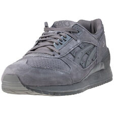 Asics Onitsuka Tiger Gel-respector Mens Trainers Dark Grey New Shoes