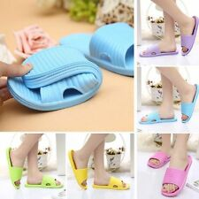 Women EVA Slippers Antiskid Flat Indoor Outdoor Beach Home Bath Slipper Shoes