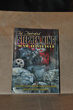 The Illustrated Stephen King Movie Trivia Book Trade Paperback - Mint condition