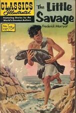 Comic: Classics Illustrated. Captain [Frederick] Marryat: Little Savage 934806