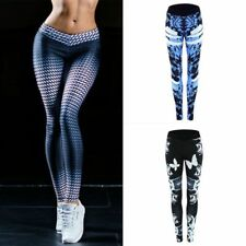 Women Running Fitness Leggings Yoga Sports Workout Gym Athletic Trouser Pants