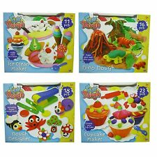 Fun Dough Sets & Accessories Dino Designer Ice Cream Cup Cake Maker New Toy