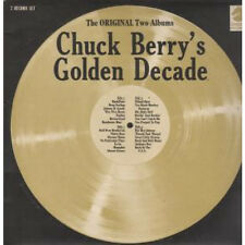 CHUCK BERRY Golden Decade DOUBLE LP VINYL UK Chess 1972 24 Track Double In