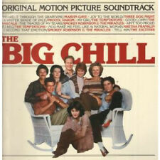BIG CHILL O.S.T. Various Artists LP VINYL German Motown 1983 10 Track Including