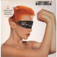 EURYTHMICS Touch LP VINYL German Rca 1983 9 Track With Inner In Info Stickered