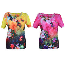 Forever One Floral Printed T Shirt