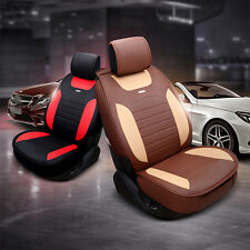 Super Comfort PU Leather Seat Cushion All Season For all 5 seat Car Chair Cover