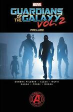 Marvel's Guardians of the Galaxy Vol. 2 Prelude (2017, Paperback)