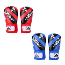 Kids Adult Boxing Gloves Sparring Muay Thai Fitness Training Punching Bag