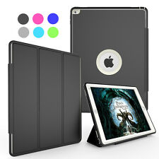 Flip Stand Cover Fully Screen Protector Armor Shockproof Case For iPad Pro 12.9""
