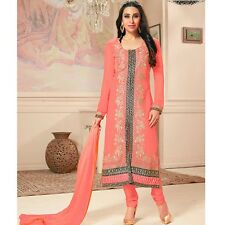 BOLLYWOOD ANARKALI SALWAR KAMEEZ INDIAN PAKISTANI BOLLYWOOD DESIGNER PARTY DRESS