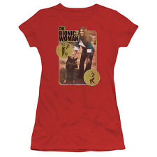 "The Bionic Woman ""Jamie And Max"" Women's Adult & Junior Tee or Tank"