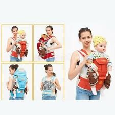 Newborn Baby Sling Carrier Wrap Nursing Pouch Front Backpack 3-36M Adjustable