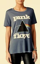 Pink Floyd T-Shirt Dark Side of the Moon classic rock Girls Top Tee M L NWT