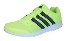 adidas Lite Runner Mens Running Sneakers / Sports Shoes - Yellow