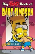 Big Bad Book of Bart Simpson Simpsons Comic Compilations